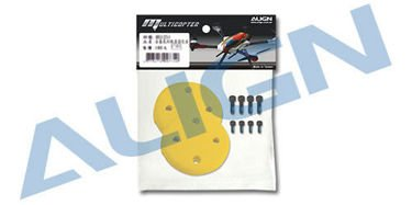 Multicopter Main Rotor Cover- Yellow
