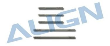 T-REX 450 PRO - Stainless Steel Linkage Rod