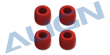 800E Aerial Photography Landing Gear Assembly - Red
