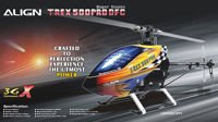 Helikopter rc T-REX 500E PRO DFC Super Combo