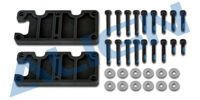 Landing Gear Mounting Block Set