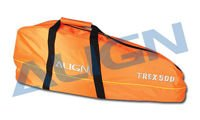 T-REX 500 CARRY BAG/ORANGE