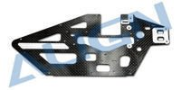 T-rex 450L - Carbon Fiber Main Frame(L)-1.2mm