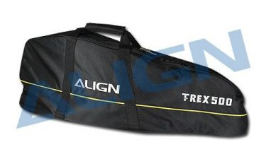T-Rex 500 - CARRY BAG/BLACK