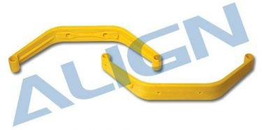 T-Rex 550/600/600N/700E/700N - New Landing Skid/Yellow